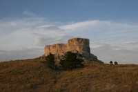 Central Nebraska landscape