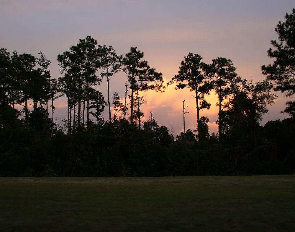 Sunset, Washington, North Carolina