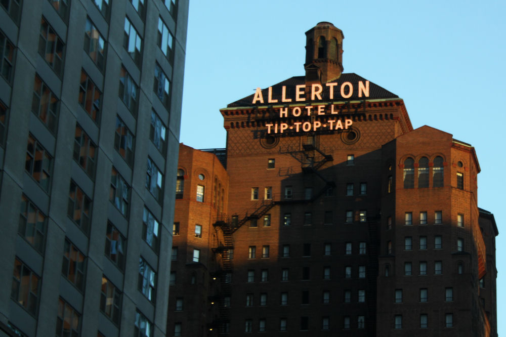 Warwick Allerton Hotel on the Magnificent Mile, Chicago, IL
