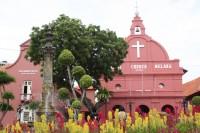 Catholic church, Malacca, Malaysia