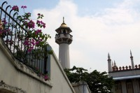 Masjid Sultan, Muslim Mosque in the historic Kampong Glam district