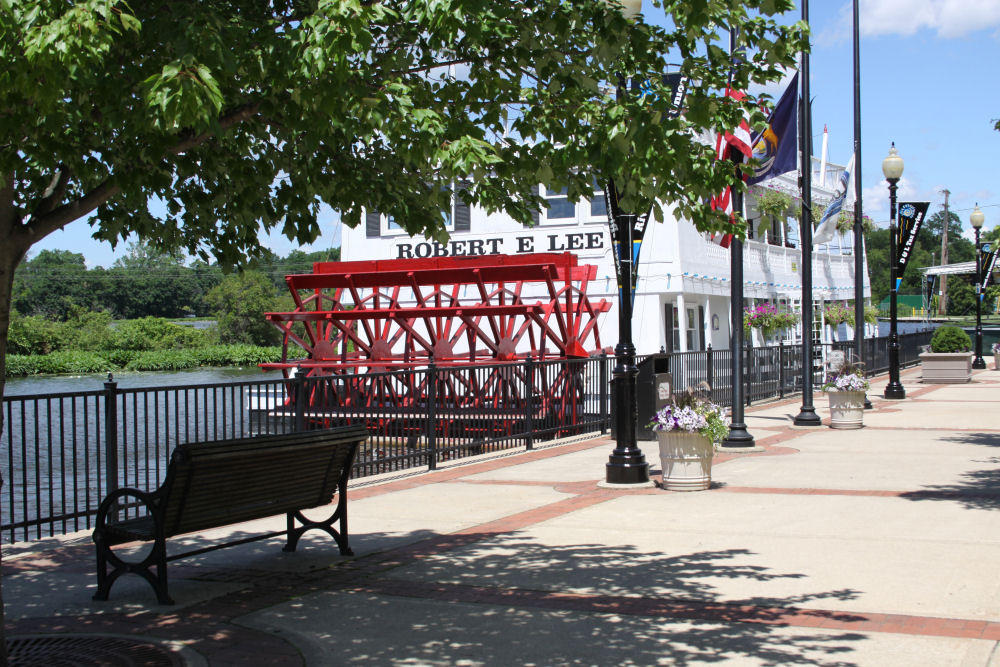 Robert E. Lee Showboat, Grand Rapids, Michigan