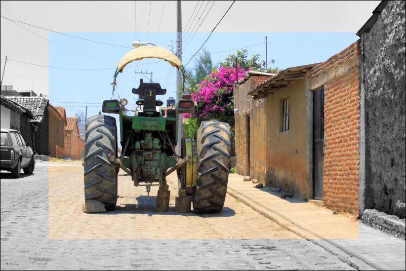 Tractor, Concepcione De Buenos Aires