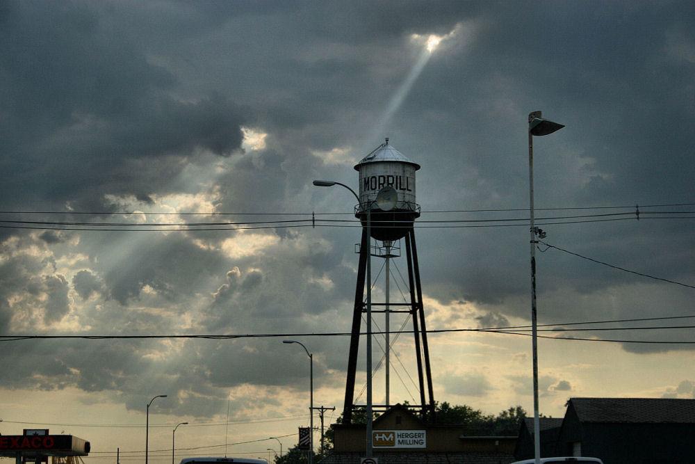 Morrill, Nebraska Water Tower