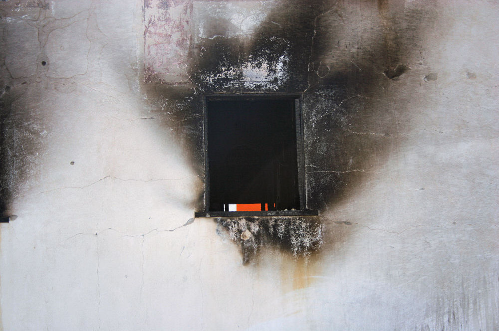 Burnt Cafe, Yucca, AZ
