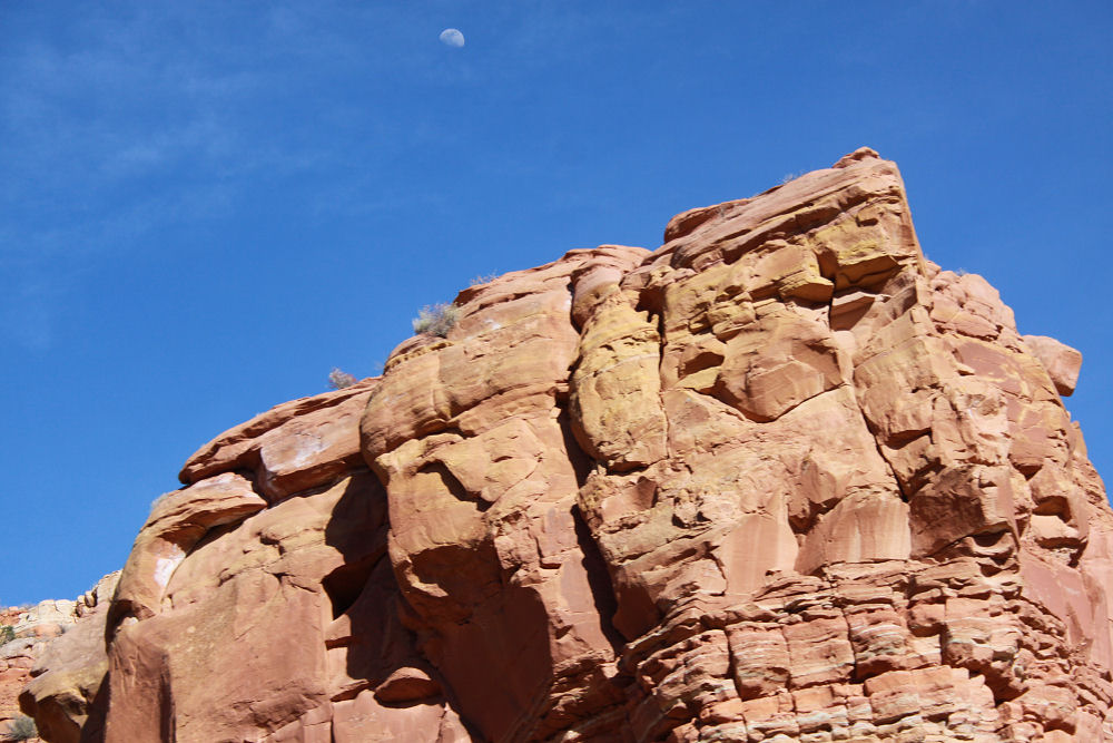 Red Rocks, southern Utah