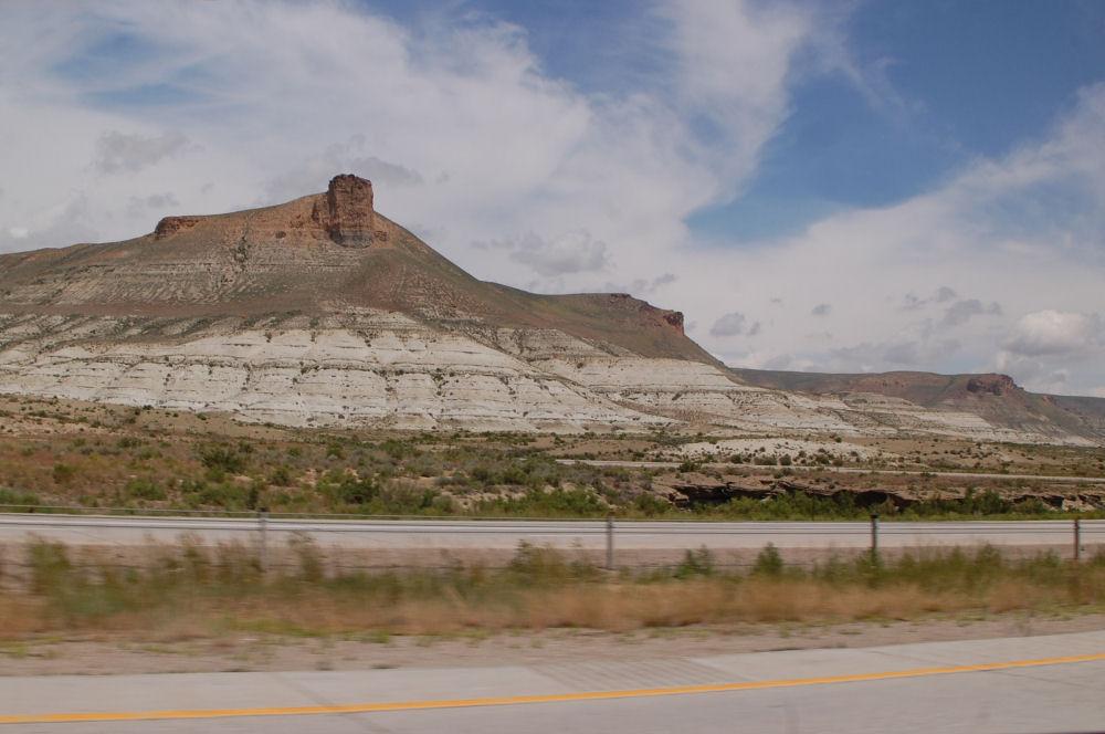 Western-most Nebraska terrain