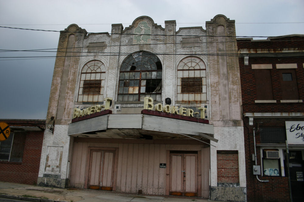 Booker T Theater, Rocky Mount, NC