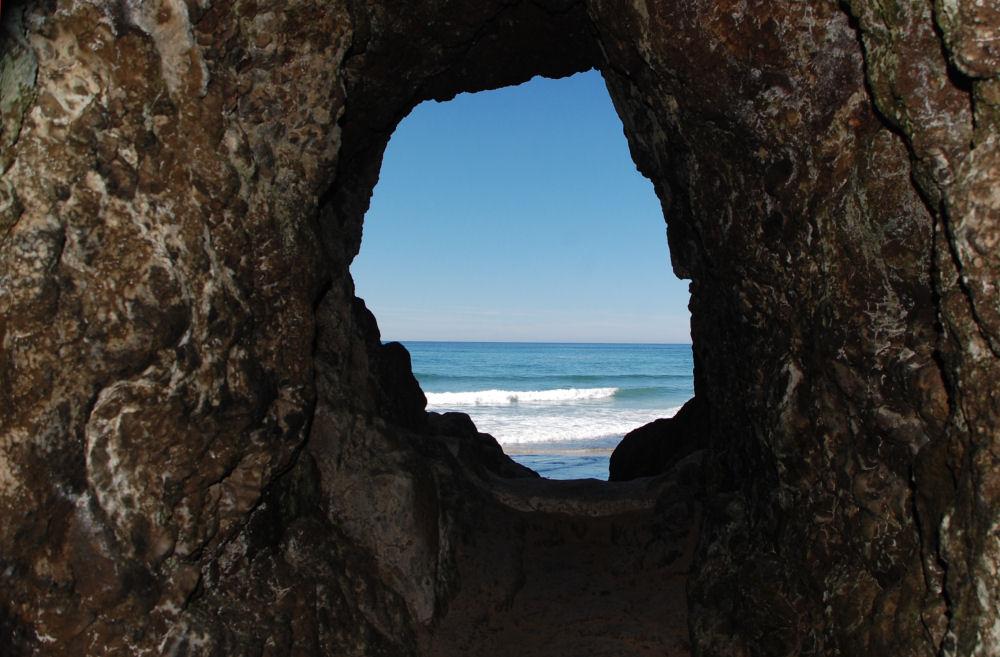 Oceanside, OR beach