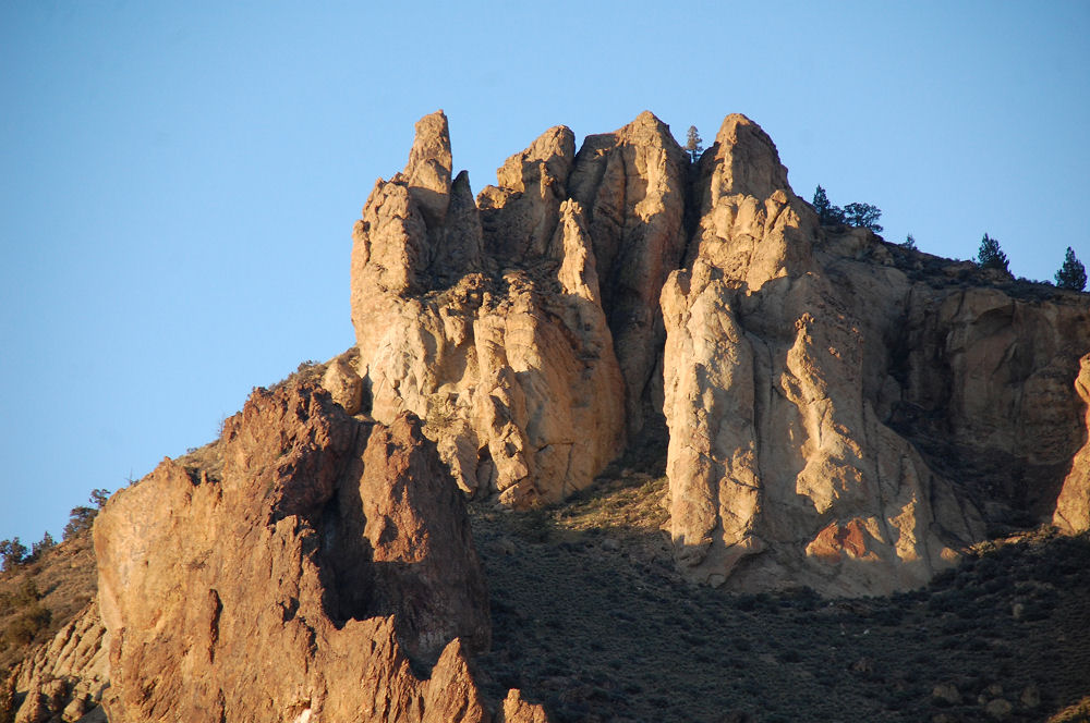 Smith Rock, Redmond, OR