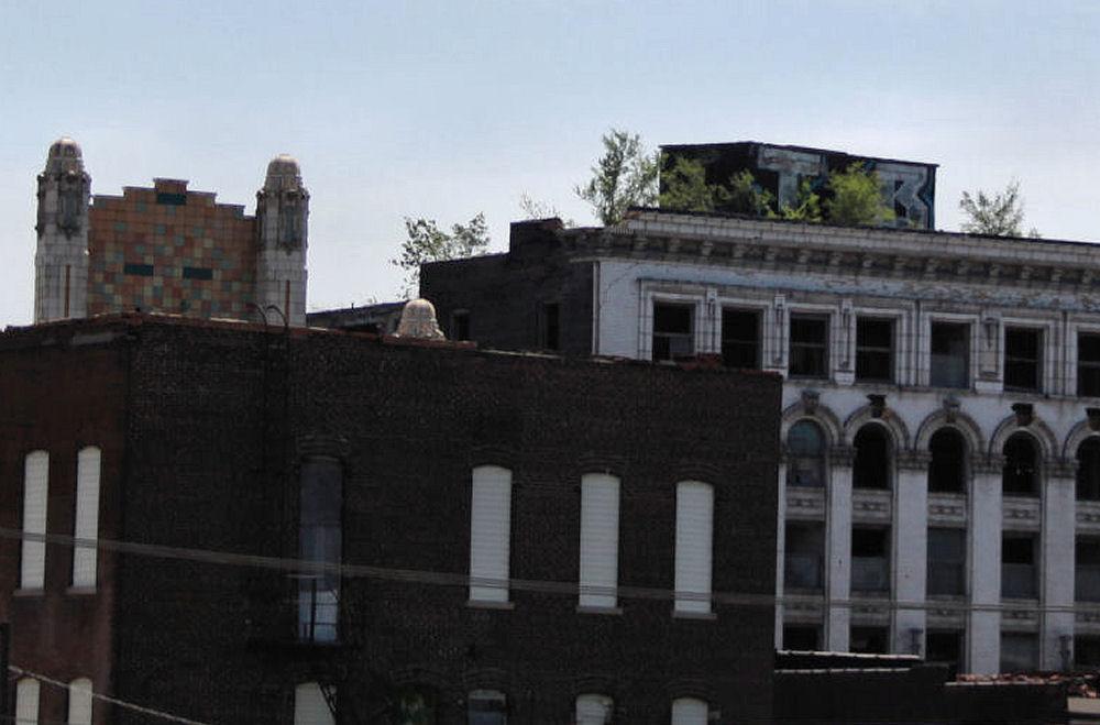 Abandoned factories, Springfield, Illinois