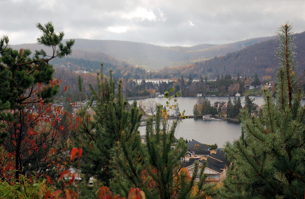 Sainte-Agathe-des-Monts, PQ, Canada