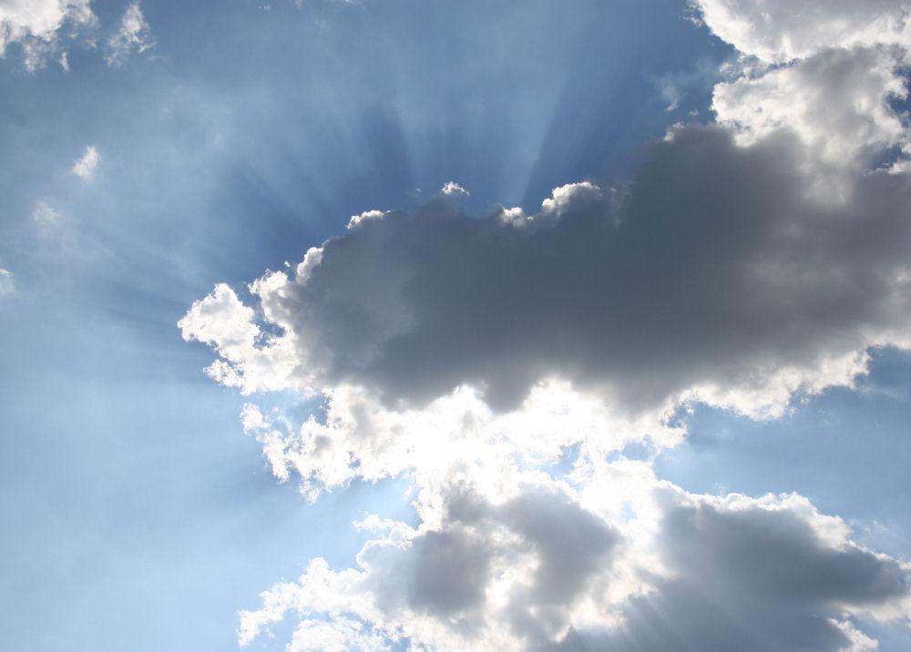 Afternoon sunbeams, Lewisville, TX