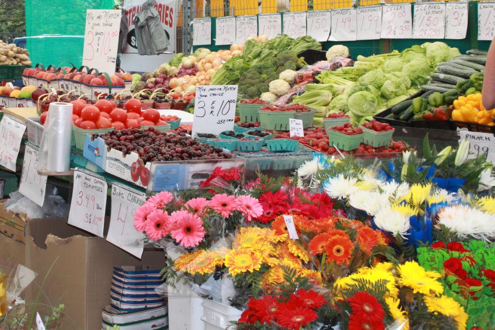 Parkdale Market in Canada's capital, Ottawa, Ontario